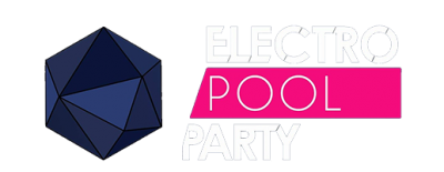 Electro pool party  Logo